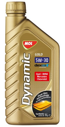 Motor Oil Dynamic Gold 5W-30 1L